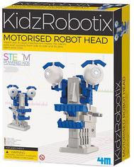 Набор для конструирования 4M Роботизированная голова (00-03412) (4893156034120) от Rozetka