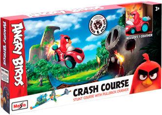 Гоночная трасса Maisto Angry Birds с трамплином (23032) от Rozetka