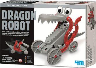 Набор для конструирования 4M Робот-дракон (00-03381) (4893156033819) от Rozetka