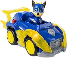 Акция на Спасательный автомобиль Spin Master Paw Patrol Щенячий патруль с водителем Гонщик (серия Мегащенки) (SM16776/7264) от Rozetka