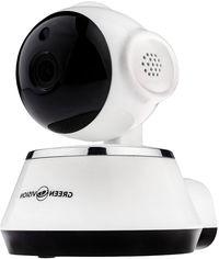Акция на IP-камера Green Vision Wi-Fi GV-087-GM-DIG10-10 PTZ 720p (LP7810) от Rozetka