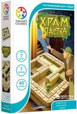 Настольная игра Smart Games Храм-ловушка (SG 437 UKR) (5414301520917) от Rozetka