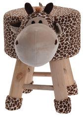 Стульчик Home & Styling Collection 25х45х35 см Giraffe (M05000160_giraffe) от Rozetka