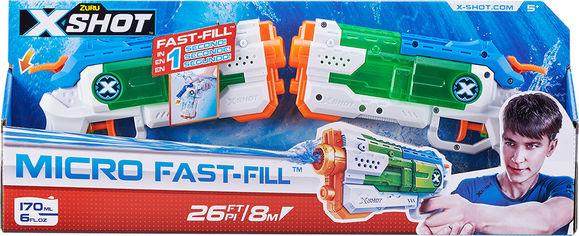 Набор водных бластеров Zuru X-Shot Fast Fill Small (56244) (193052012357) от Rozetka