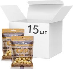 Упаковка сушеного сыра snEco Гауда 40 г х 15 шт (4823095807615) от Rozetka