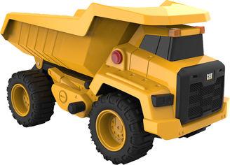 Игрушка Funrise CAT Мощные машины Самосвал со светом и звуком 30 см (82266) (021664822661) от Rozetka