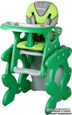 Стульчик для кормления Caretero Primus Green (Car.Primus(green)) от Rozetka