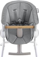 Сиденье для стульчика для кормления Beaba Up & Down Серый (912554) от Rozetka