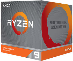 Процессор AMD Ryzen 9 3900X 3.8GHz/64MB (100-100000023BOX) sAM4 BOX от Rozetka