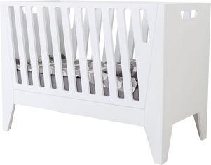 Кровать-трансформер Indigo Wood Scandic Белая (39599) от Rozetka