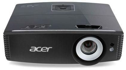 Акция на Проектор Acer P6600 (DLP, WUXGA, 5000 ANSI Lm) (MR.JMH11.001) от MOYO