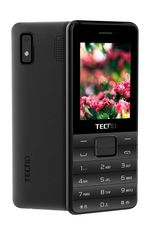 Акция на МобильныйтелефонTecnoT372TripleSIMBlack от MOYO