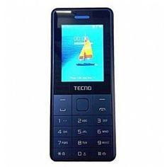 Мобильный телефон Tecno T372 TripleSIM Deep Blue от MOYO