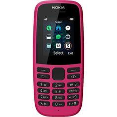 Мобильный телефон Nokia 105 DS Pink от MOYO