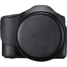 Чехол SONY A7/A7R кожаный (LCSELCAB.SYH) от MOYO