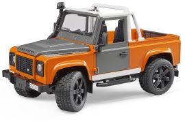 Акция на Игрушка Bruder внедорожник-пикап Land Rover Defender (02591) от Rozetka