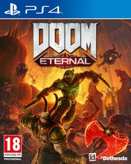 Диск Doom Eternal (Blu-ray, Russian version) для PS4 от Citrus