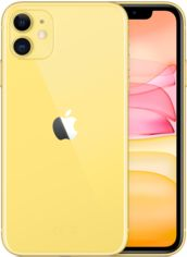 Apple iPhone 11 256GB Yellow Dual Sim от Y.UA