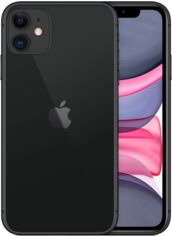 Apple iPhone 11 64GB Black Dual Sim от Y.UA