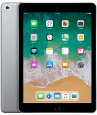"Apple iPad 9.7"" Wi-Fi+4G 128Gb Space Gray (MR722RK/A) 2018 от Citrus"