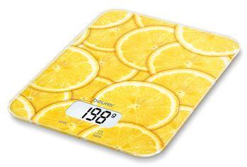 Весы кухонные Beurer KS 19 (Lemon) от Citrus