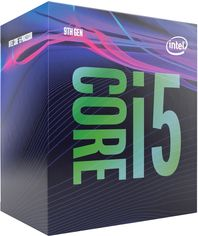 Процессор Intel Core i5-9400 2.9GHz/8GT/s/9MB (BX80684I59400) s1151 BOX от Rozetka