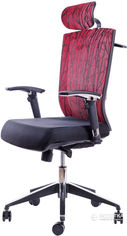 Акция на Кресло Barsky ECO Chair G-2 Bordo (G-2) от Rozetka