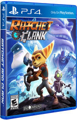 Акция на Ratchet & Clank (PS4, Rus) от Stylus