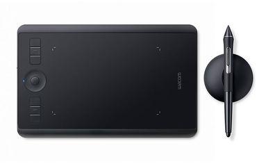 Акция на Wacom Intuos Pro S Bluetooth Black (PTH460K0B) от Y.UA