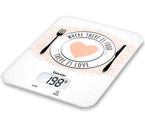 Весы кухонные Beurer KS 19 (Love) от Citrus