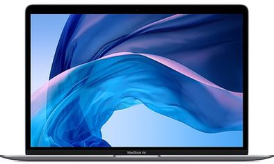 "Apple MacBook Air 13"" 256Gb Space Gray (Z0X10006E) Custom 2019 от Citrus"