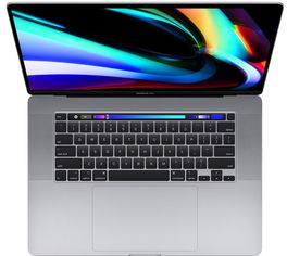 "Apple MacBook Pro Touch Bar 16"" 512Gb Space Gray (Z0XZ001FF) Custom 2019 от Citrus"