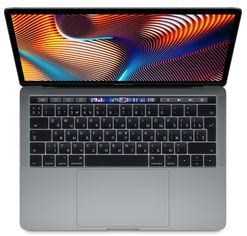 "Apple MacBook Pro Touch Bar 13"" 256Gb Space Gray (Z0WQ0008X) Custom 2019 от Citrus"