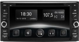 Акция на Автомагнітола штатна Gazer CM6006-120 для Toyota Universal 2001-2012 от Територія твоєї техніки