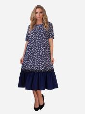 Платье ISSA PLUS 11583 L Синее (issa2000283723229) от Rozetka
