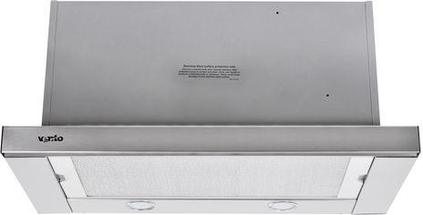 Вытяжка VENTOLUX GARDA 60 INOX (1300) SMD LED от Rozetka