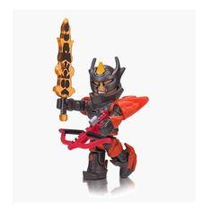 Акция на Игровая коллекционная фигурка Jazwares Roblox Сore Figures Flame Guard General (10797R) от MOYO