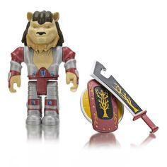 Акция на Игровая коллекционная фигурка Jazwares Roblox Core Figures Lion Knight W4(ROG0113) от MOYO