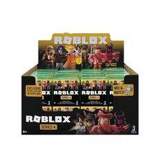Акция на Игровая коллекционная фигурка Jazwares Roblox Roblox Mystery Figures Emerald S4 (ROG0104) от MOYO
