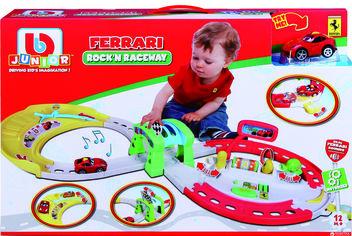 Игровой набор Bb Junior Ferrari Rock 'N Raceway (16-88802) от Rozetka