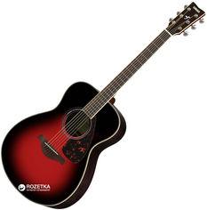 Гитара акустическая Yamaha FS830 Dusk Sun Red (FS830 DSR) от Rozetka