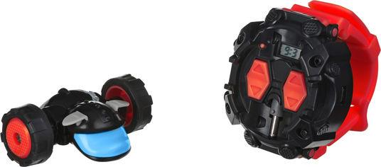 Акция на Машинка на р/у New Bright Watchdog Clock Red (3703U-2) от Rozetka
