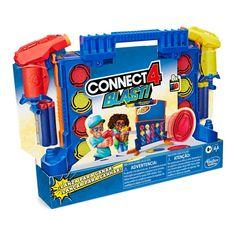 Настольная игра Hasbro Gaming Собери четверку Бласт (E9122) от Будинок іграшок
