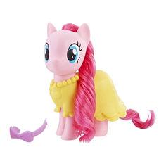 Акция на Набор My Little Pony Одень пони Пинки Пай (E5551/E5612) от Будинок іграшок