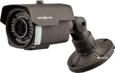Уличная IP-камера Green Vision GV-062-IP-G-COO40V-40 Gray (LP4937) от Rozetka