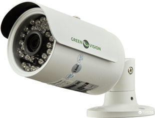 Акция на Уличная IP-камера Green Vision GV-054-IP-G-COS20-30 POE (LP4942) от Rozetka