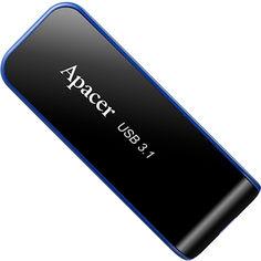 Apacer AH356 64GB USB 3.1 Black (AP64GAH356B-1) от Rozetka