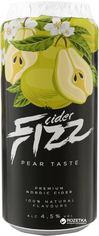 Упаковка сидра Fizz Pear 4.5% 0.5 л x 24 банки (4740098079323) от Rozetka