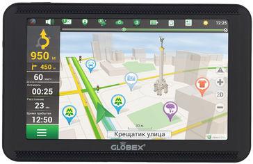 GPS навигатор Globex GE520 Навлюкс от Rozetka