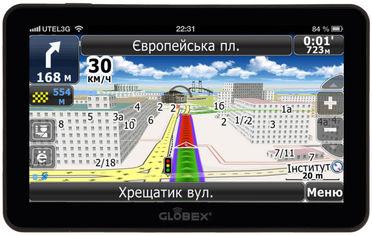 GPS навигатор Globex GE711 Навлюкс от Rozetka